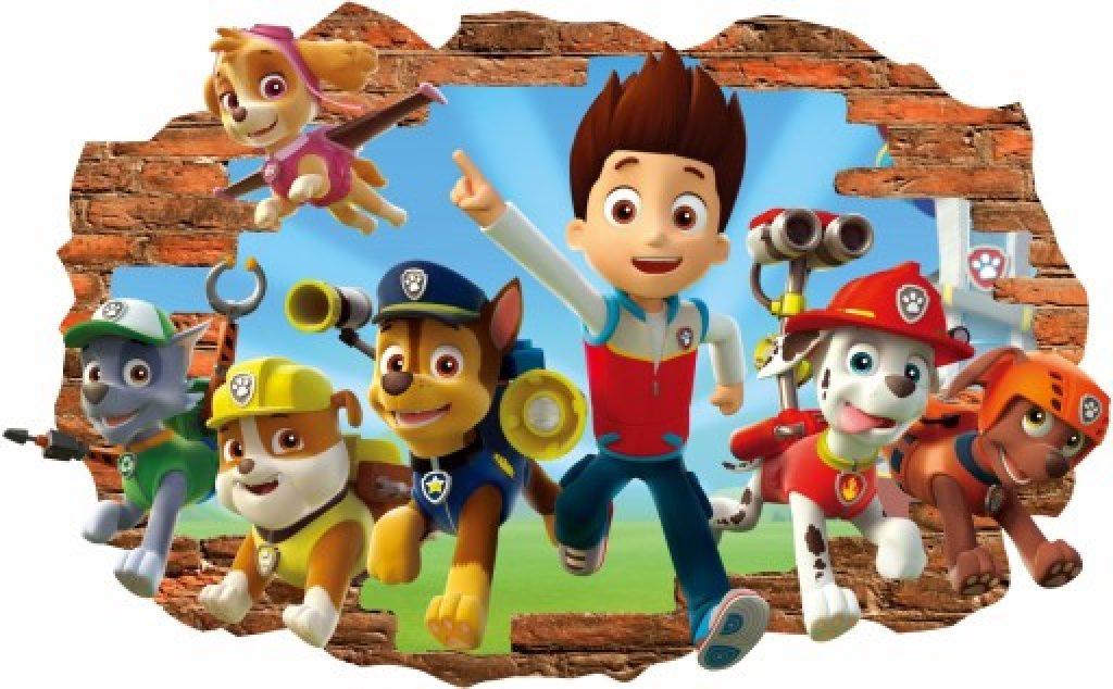 Psi Patrol – Kolorowanki, Bohaterowie, Zabawki, Gry, Gdzie oglądać?