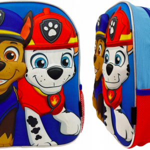 Psi Patrol Plecak przedszkolny 3D